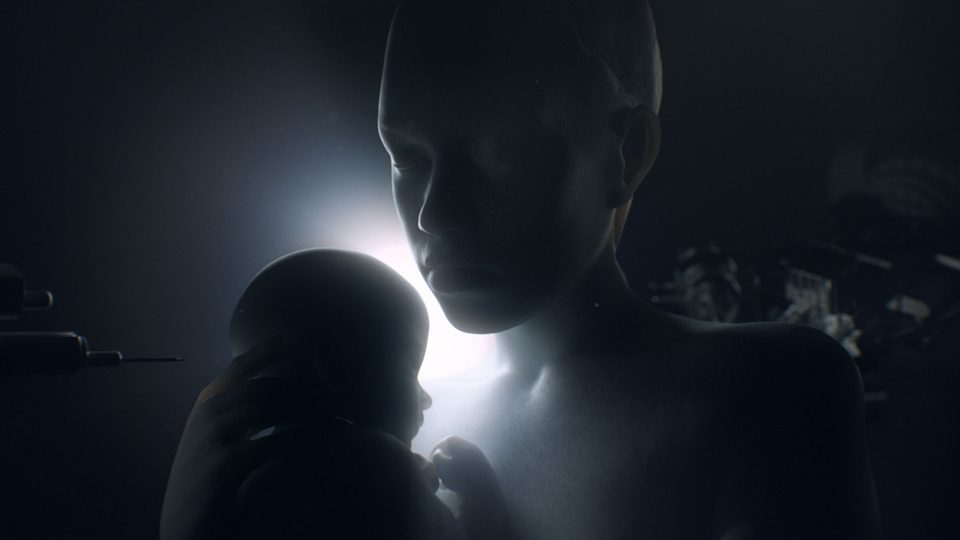Image from HBO Westworld Season 2 by Antibody.