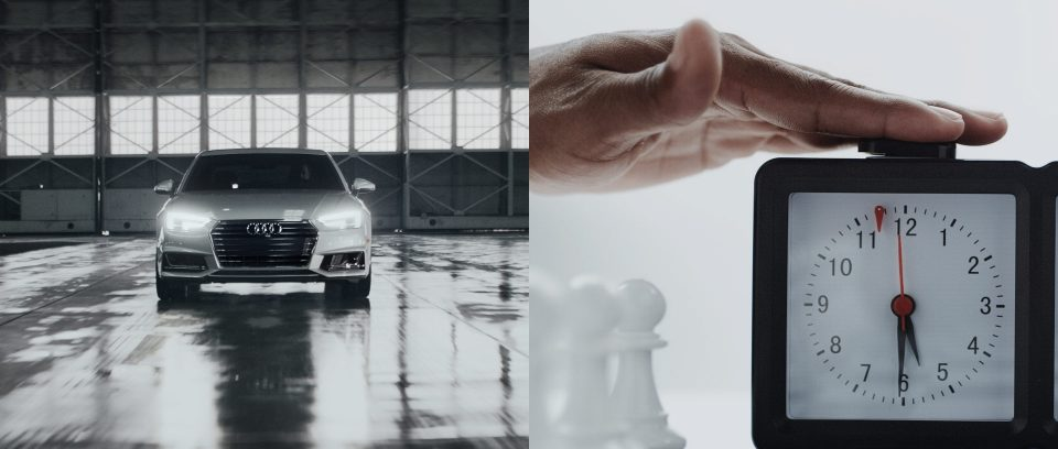 Image from Intelligence Audi A4 by Antibody.