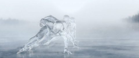 Image from Frozen Toyota Winter Olympics by Antibody.