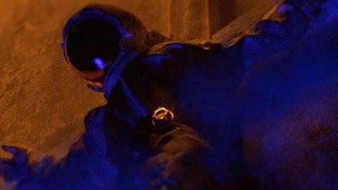 Image from Starz American Gods by Antibody.