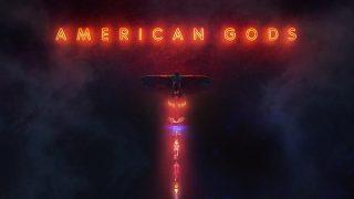 Image from American Gods Starz by Antibody.
