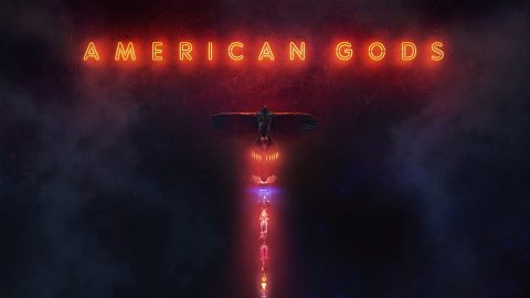 Image from American Gods Starz by Antibody.