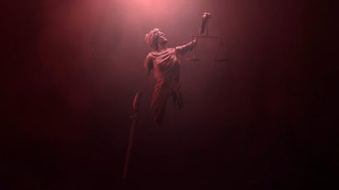 Image from Netflix Marvel's Daredevil by Antibody.