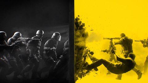Image from Rainbow 6: Siege Ubisoft by Antibody.