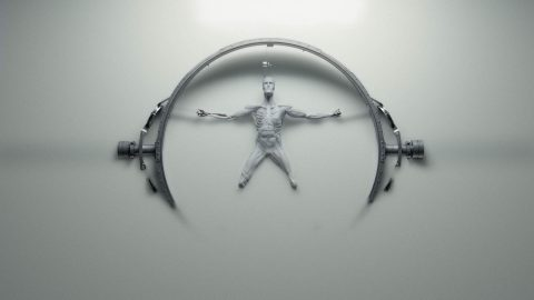 Image from Westworld Season 1 HBO by Antibody.