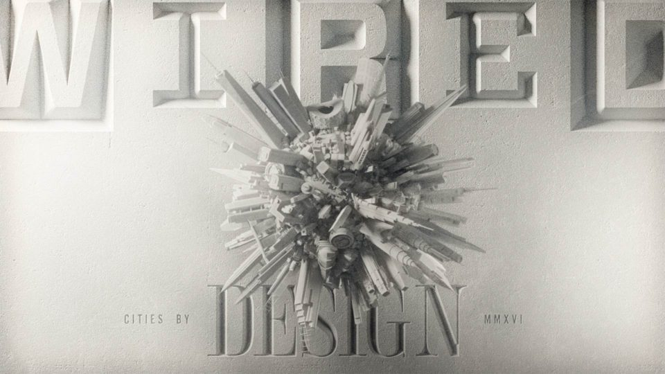 Image from Wired Design Issue WIRED Magazine Cover by Antibody.