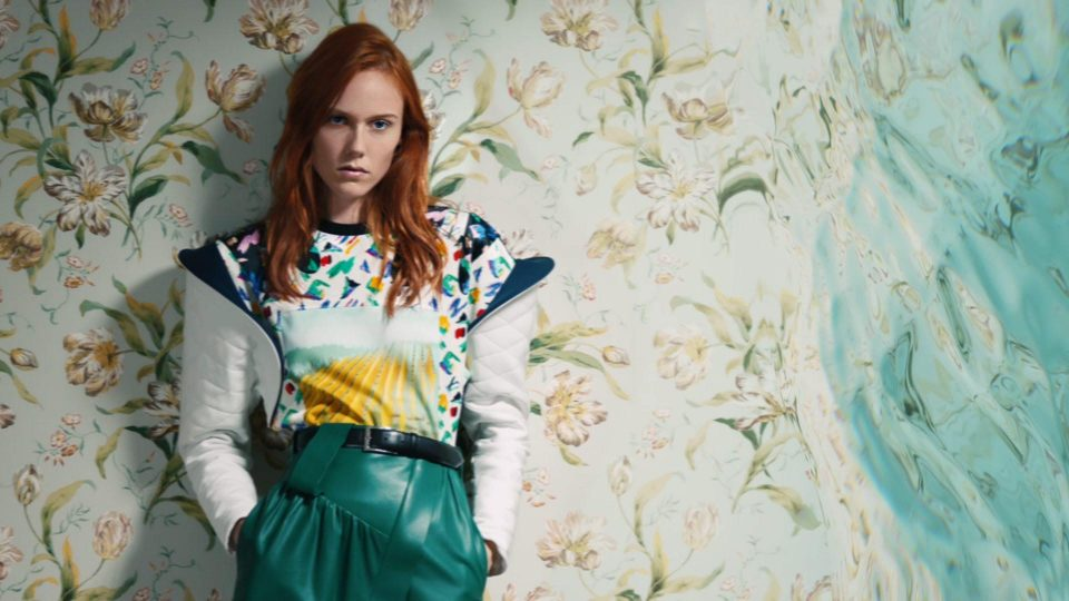 Image from Women's Spring Summer 2019 Louis Vuitton by Antibody.