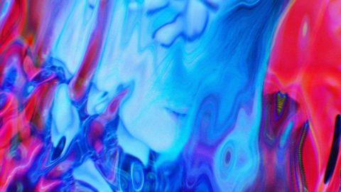 Image from Billie Eilish Bury A Friend by Antibody.