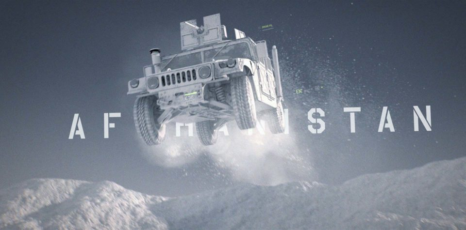 Image from Ghost Recon Breakpoint Autonomous Weapons Timeline Ubisoft by Antibody.