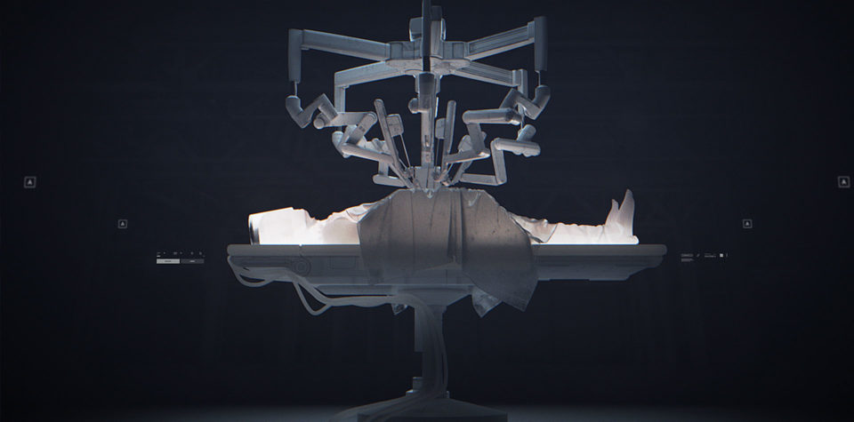 Image from Ubisoft Ghost Recon Breakpoint Autonomous Weapons Timeline by Antibody.