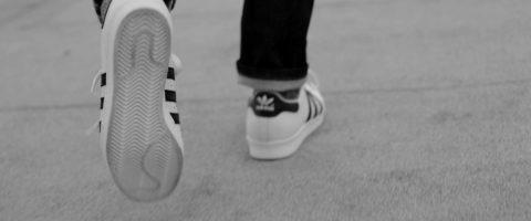 Image from Superstar DTLA Supercut Adidas by Antibody.