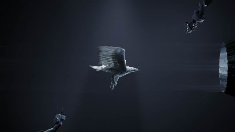 Image from Westworld Season 3 HBO by Antibody.