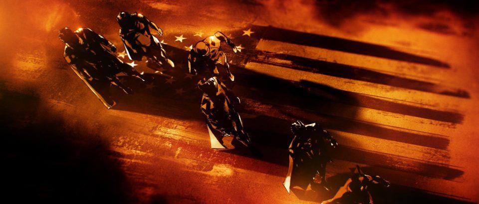 Image from Netflix Jupiter's Legacy by Antibody.